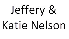 Jeffery & Katie Nelson