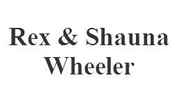 Rex & Shauna Wheeler
